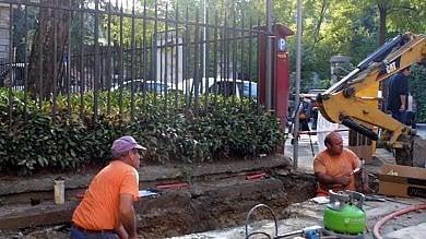 Palermo, completata dopo 5 anni la nuova rete elettrica: stop ai cantieri in strada