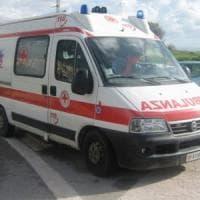 Palermo, crolla dall'impalcatura: ferito un operaio