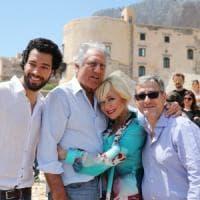 Palermo, Buzzanca alla tonnara Bordonaro per girare il nuovo film: