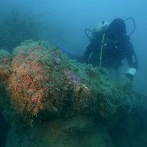 Agrigento, trovata in mare la campana di un vascello del Cinquecento