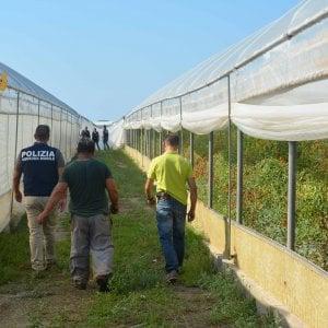 Ragusa,  romeni ridotti in schiavitù: cinque arresti