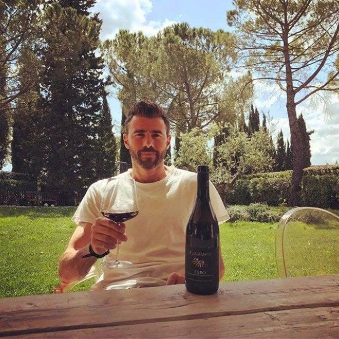 Messina, il campione del mondo Barzagli visita la sua azienda vinicola a Faro