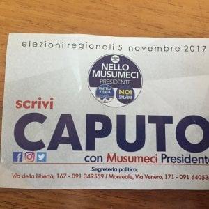 """Sicilia, il Riesame: """"I fratelli Caputo non raggirarono elettori"""""""