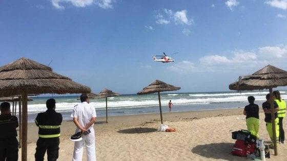 Catania, scomparso in mare alla Plaia: continuano le ricerche del ragazzo congolese