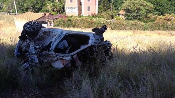 Palermo, auto vola giù da Monte Pellegrino: morti due ragazzi di 28 anni