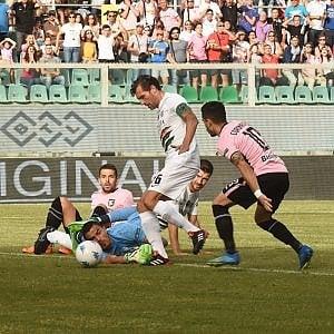 Palermo-Venezia 1-0 la diretta