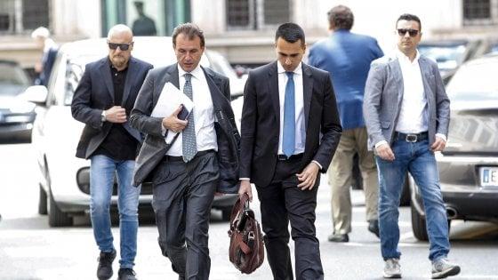 """Blutec: spiragli al vertice romano, il Pd attacca """"Di Maio assente per spartirsi poltrone"""""""