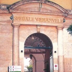 Catania, aggressione a guardia giurata in ospedale