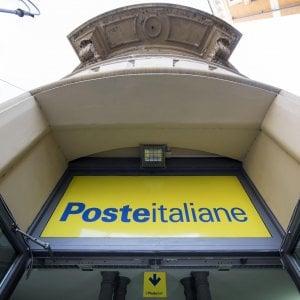 Palermo, rapina in ufficio postale: impiegato colpito con un pugno
