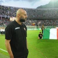 Play off, Palermo alla sfida finale: l'ultimo allenamento a Frosinone. E