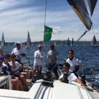 Palermo, cinque ragazzi palermitani del Circolo della vela esordiscono alla