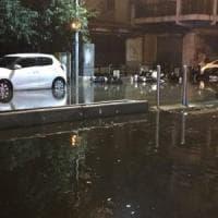 Tromba d'aria e allagamenti a Messina: 200 persone bloccate al villaggio