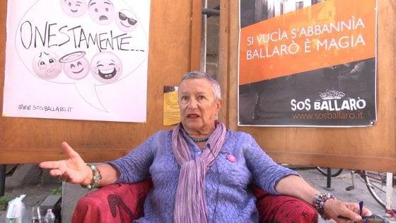 Palermo, addio a Rosanna Pirajno, intellettuale e architetto