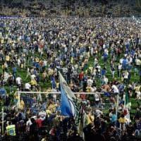 Frosinone-Palermo, fumata nera: il giudice sportivo prende tempo