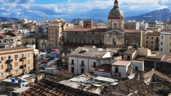 Palermo, Ballarò in piazza contro le intimidazioni degli spacciatori