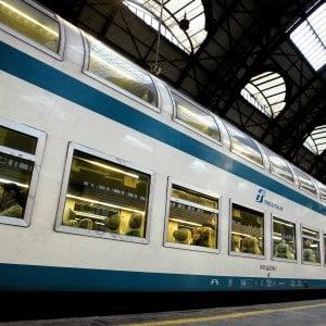 Maltempo sulla Sicilia centro-meridionale: treni fermi per 4 ore