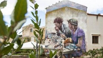 """I murales riqualificano le zone degradate Manda la tua foto a """"Repubblica Palermo"""""""