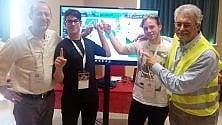 Robot, gli studenti  dell'Archimede di Catania vice campioni mondiali