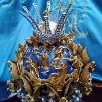 Catania, ecco la corona religiosa