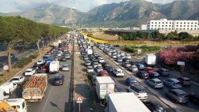 Palermo, da mercoledì lavori solo di notte  ponte Corleone riaprirà di giorno