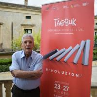 Taormina, Amos Oz a Taobuk: