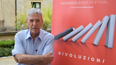 "Amos Oz a Taormina ""La Sicilia evoca il mio paese"""