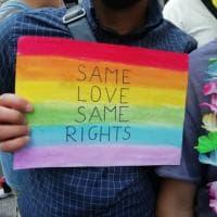 Catania, festa di colori per l'Onda Pride