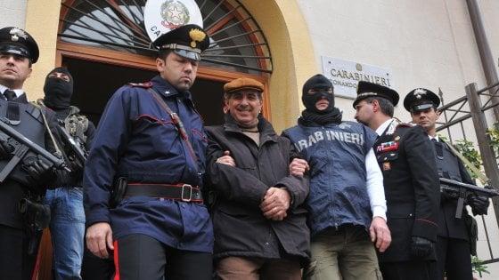 Mafia: sessant'anni alla cosca di Bagheria, c'è pure il boss che voleva uccidere la figlia