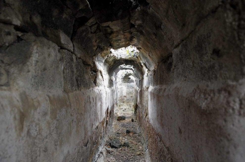 Catania, l'acquedotto romano in pietra lavica: in arrivo il vincolo archeologico