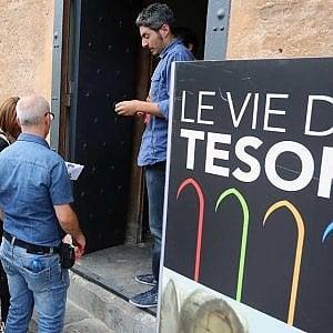 """Palermo, """"Le vie dei tesori"""" diventa un portale sulle bellezze siciliane"""