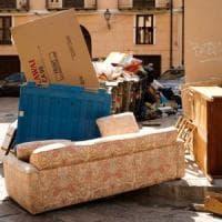 """La sfida di Musumeci """"Orlando decadrà se non esporta rifiuti"""""""