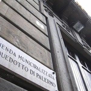 Palermo, erogazione idrica a singhiozzo in centro storico