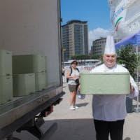 A Palermo la lotta agli sprechi di Costa Crociere e Banco alimentare