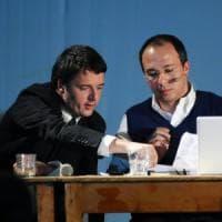 Disabili, Renzi al fianco di Faraone: