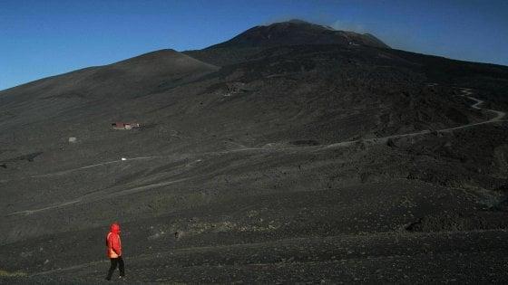 Sciame sismico nella notte ai piedi dell'Etna