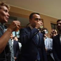 "Di Maio a Catania: ""Rivedere i parametri europei"""