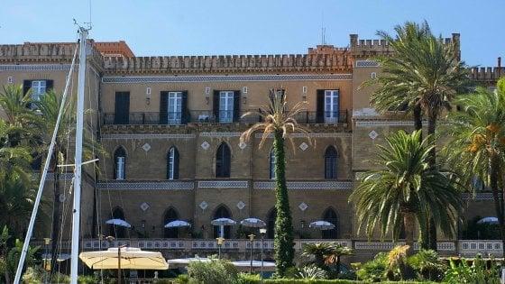 Palermo, l'Hotel delle Palme e Villa Igiea acquistate dall'imprenditore Davide Serra