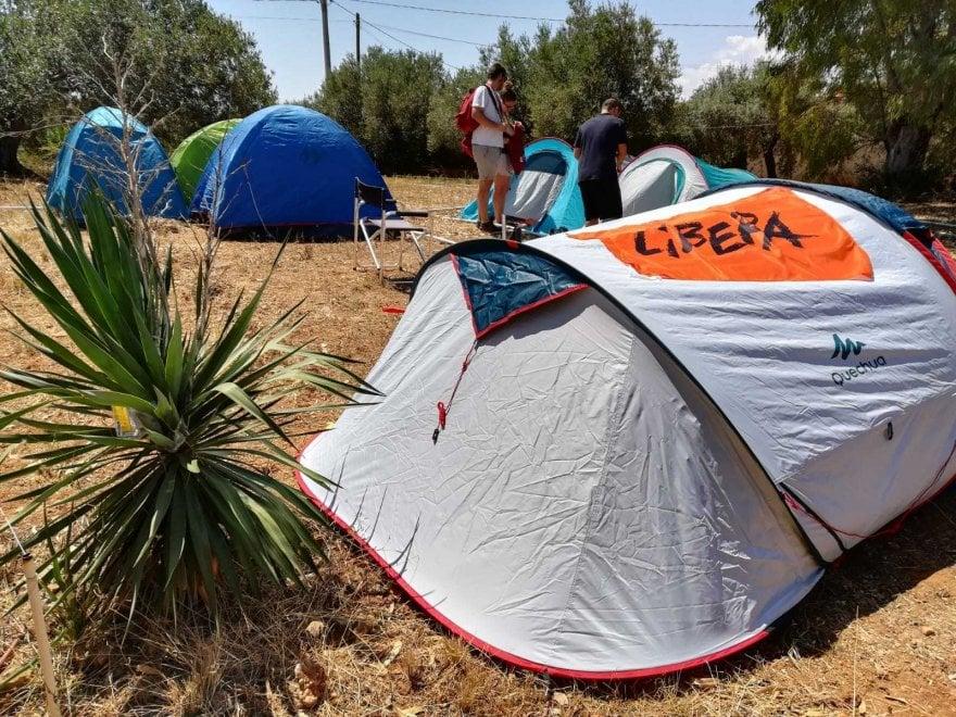 Da tutta Italia contro la mafia: in Sicilia il raduno di Libera