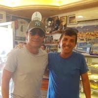 Conte si consola per l'esonero dal Chelsea con una vacanza a Lampedusa