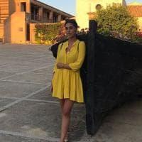 Trapani, alla Tonnara di Bonagia c'è Cecilia Rodriguez