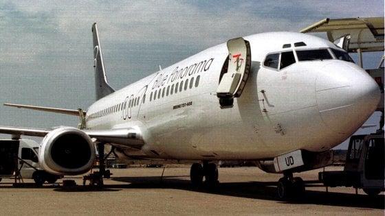 Volo pantelleria roma parte con un giorno di ritardo for Cambio orario volo da parte della compagnia