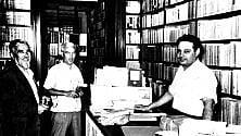 """Rep    :    Siracusa, la libreria di Vittorini e Brancati diventa un """"museo"""""""