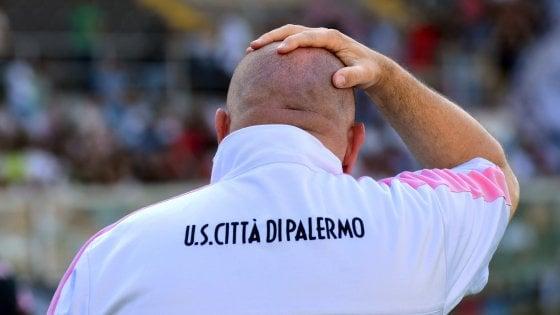 """Palermo, Tedino vede il bicchiere mezzo vuoto: """"Ci sono alcuni punti da mettere a posto"""""""