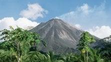 Rep  :   Memorie dell'estate  La bambina e il vulcano