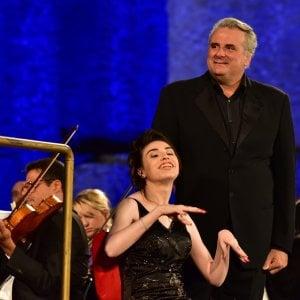 Taormina, un gala lirico chiude il Sesto senso opera festival
