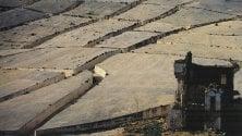 Rep  :   Burri e le rovine a Gibellina riapre il Cretto