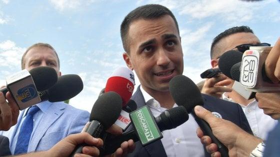 """Di Maio: """"Al lavoro per trovare una soluzione per gli sportellisti siciliani"""""""