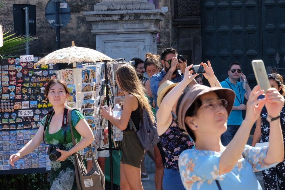 Palermo, più 13 per cento di turisti in città