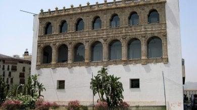 Palermo, Caronte finanzia il restauro  del Loggiato San Bartolomeo