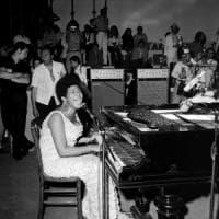 Quando Aretha Franklin si esibì a Palermo: